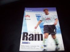 Derby County v Leicester City, 2001/02
